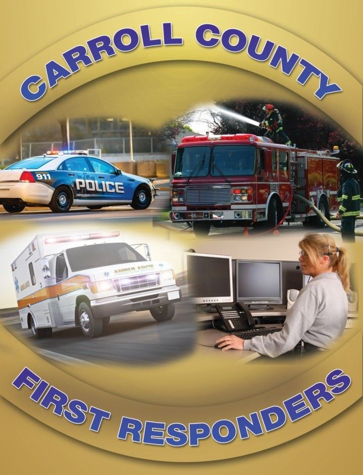 carroll county first responders