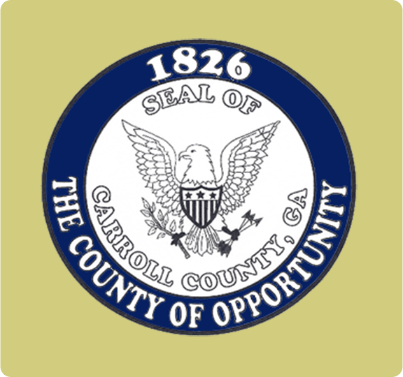 1826 The County of Opportunity Seal