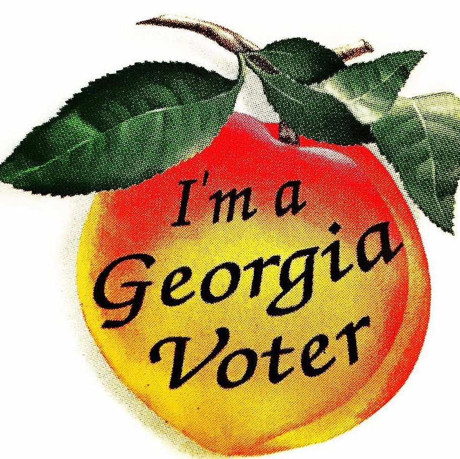Georgia-Vote-Peach-Sticker (2)