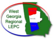 West Georgia Regional Local Emergency Planning Committee logo