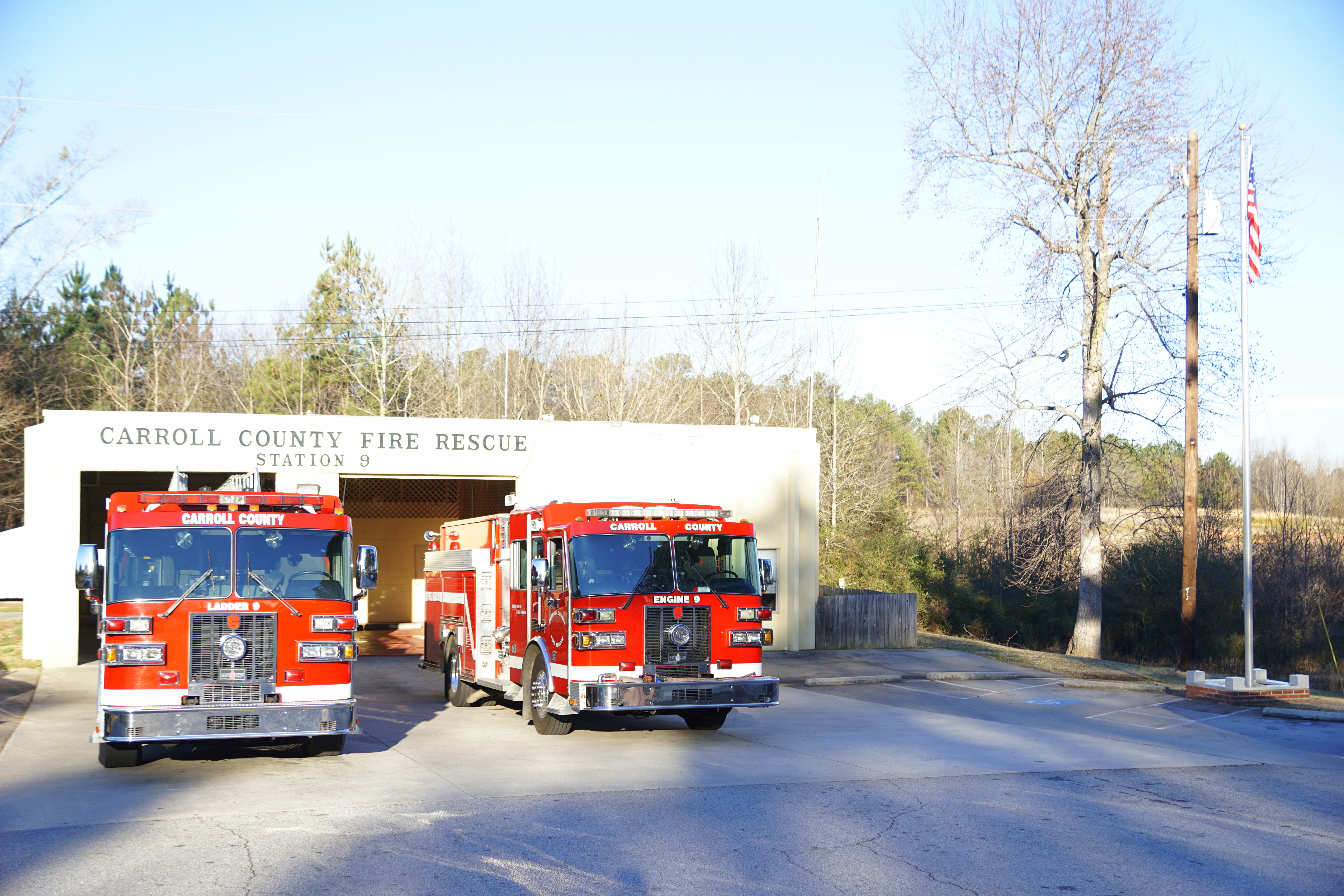 Stations | Carroll County, GA - Official Website